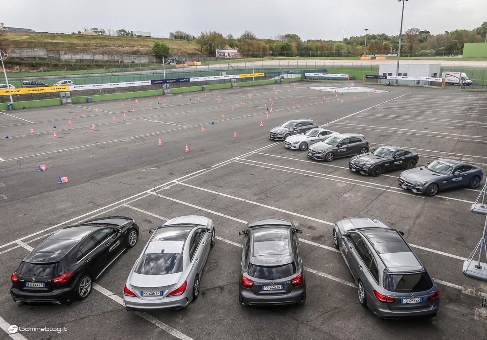 AMG Performance Day: Scende in pista l'Italia High Performance [VIDEO] 8