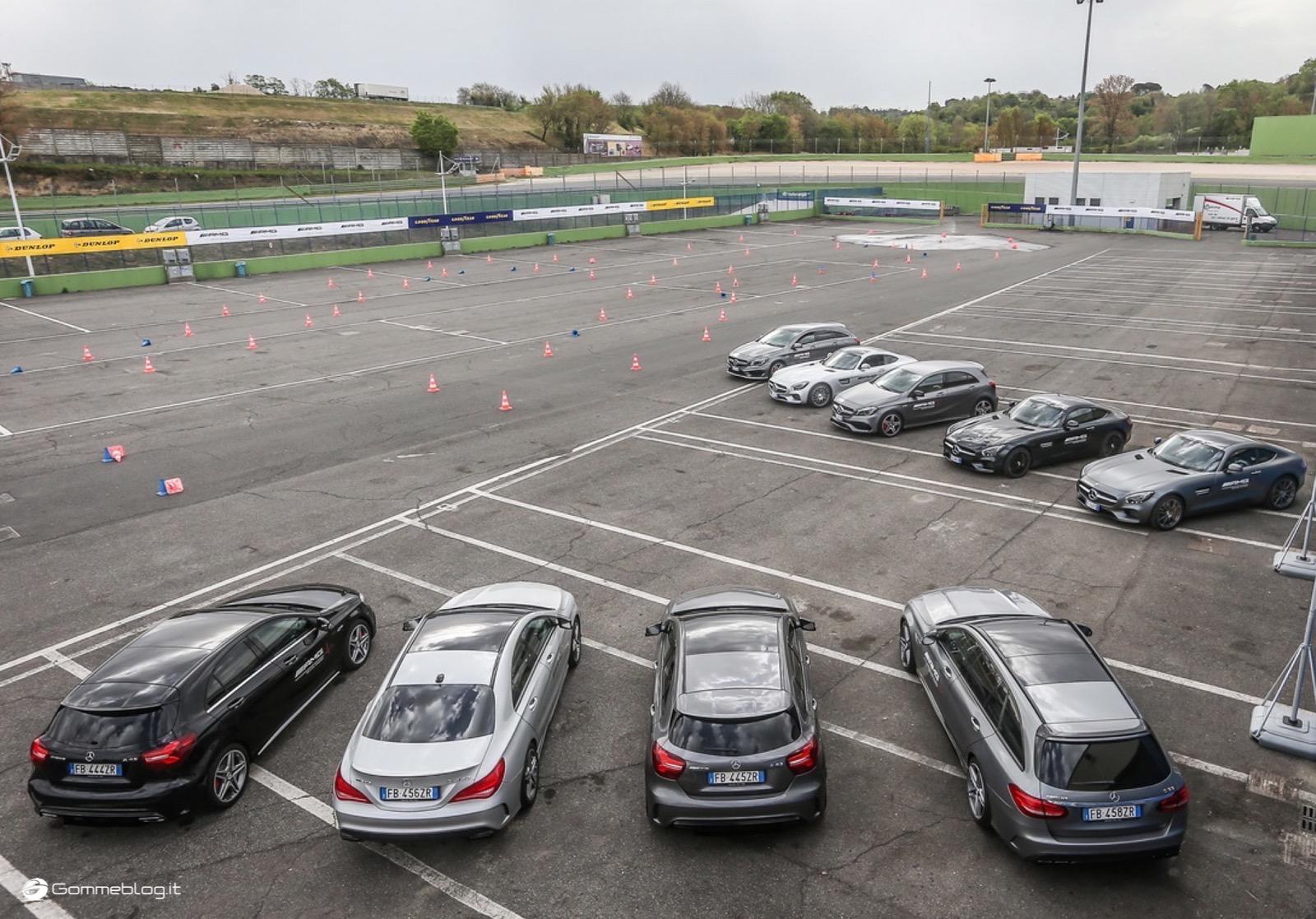 AMG Driving Academy, il Corso di Guida Sportiva Top Performance 3