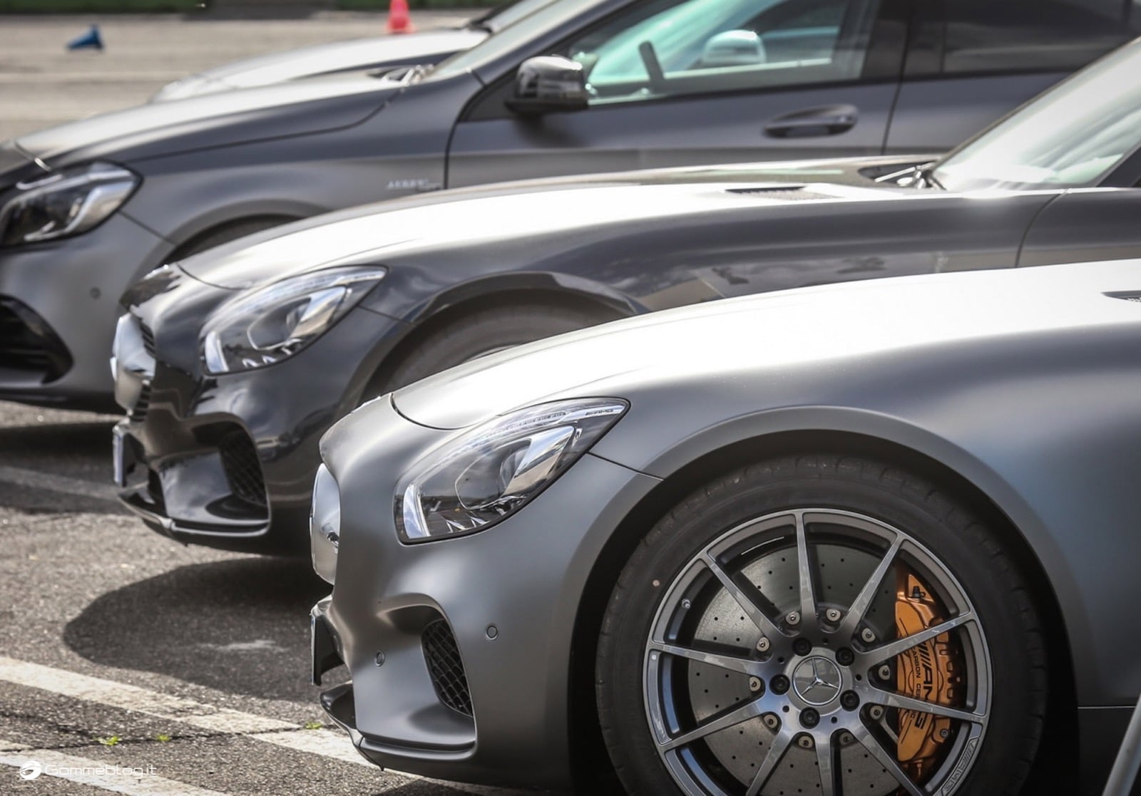 AMG Performance Day: Scende in pista l'Italia High Performance [VIDEO] 7