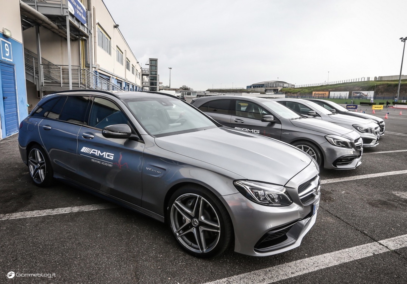 AMG Performance Day: Scende in pista l'Italia High Performance [VIDEO] 6