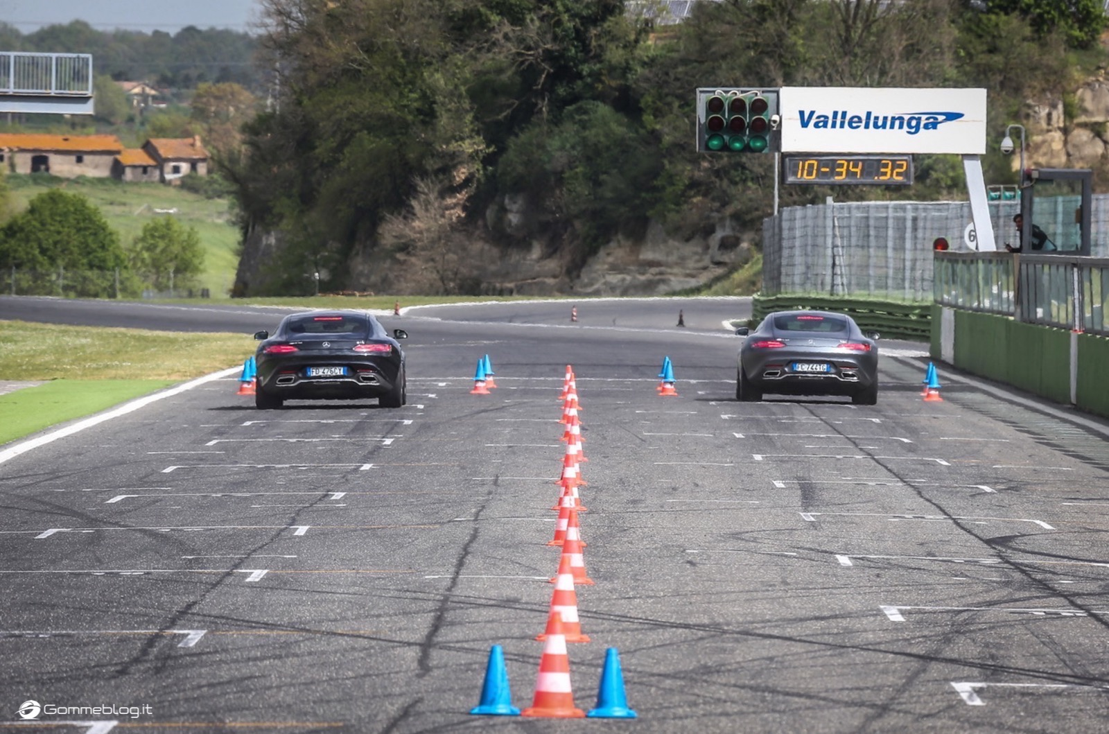 AMG Performance Day: Scende in pista l'Italia High Performance [VIDEO] 5