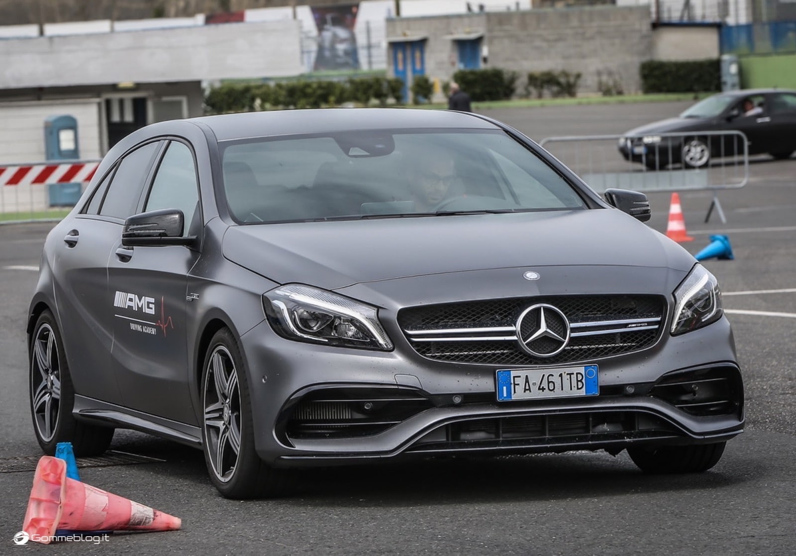 AMG Performance Day: Scende in pista l'Italia High Performance [VIDEO] 22