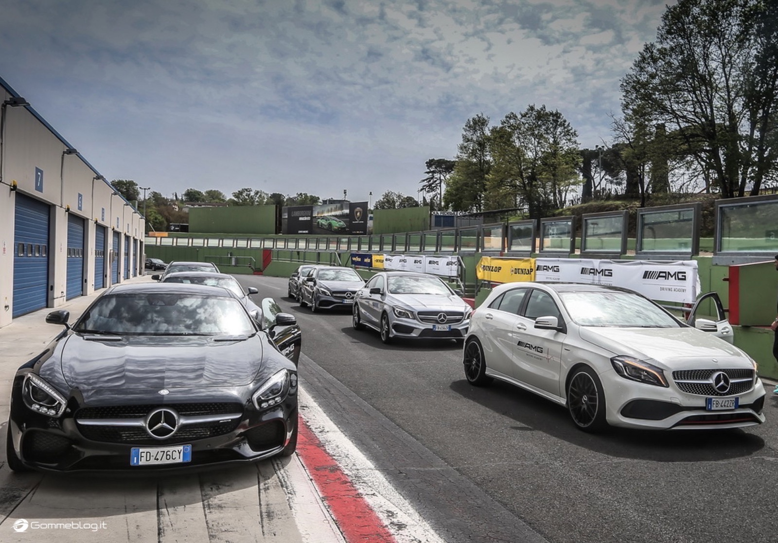 AMG Performance Day: Scende in pista l'Italia High Performance [VIDEO] 21