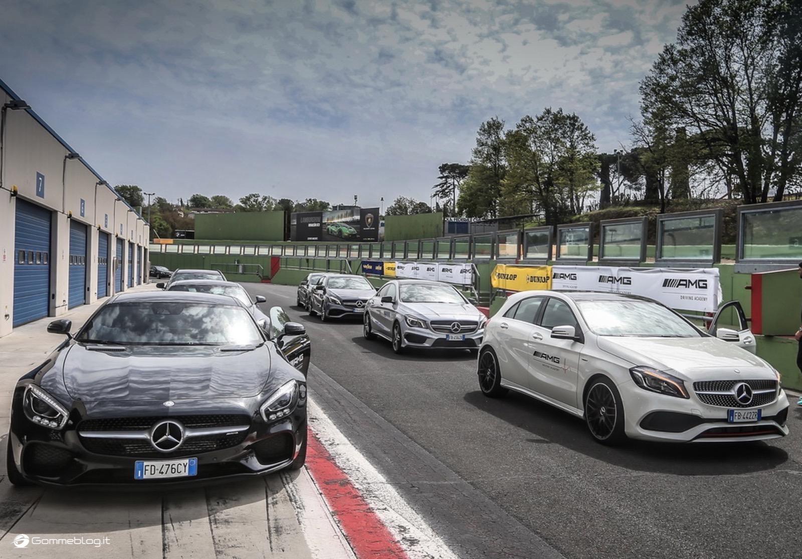 AMG Driving Academy, il Corso di Guida Sportiva Top Performance 16