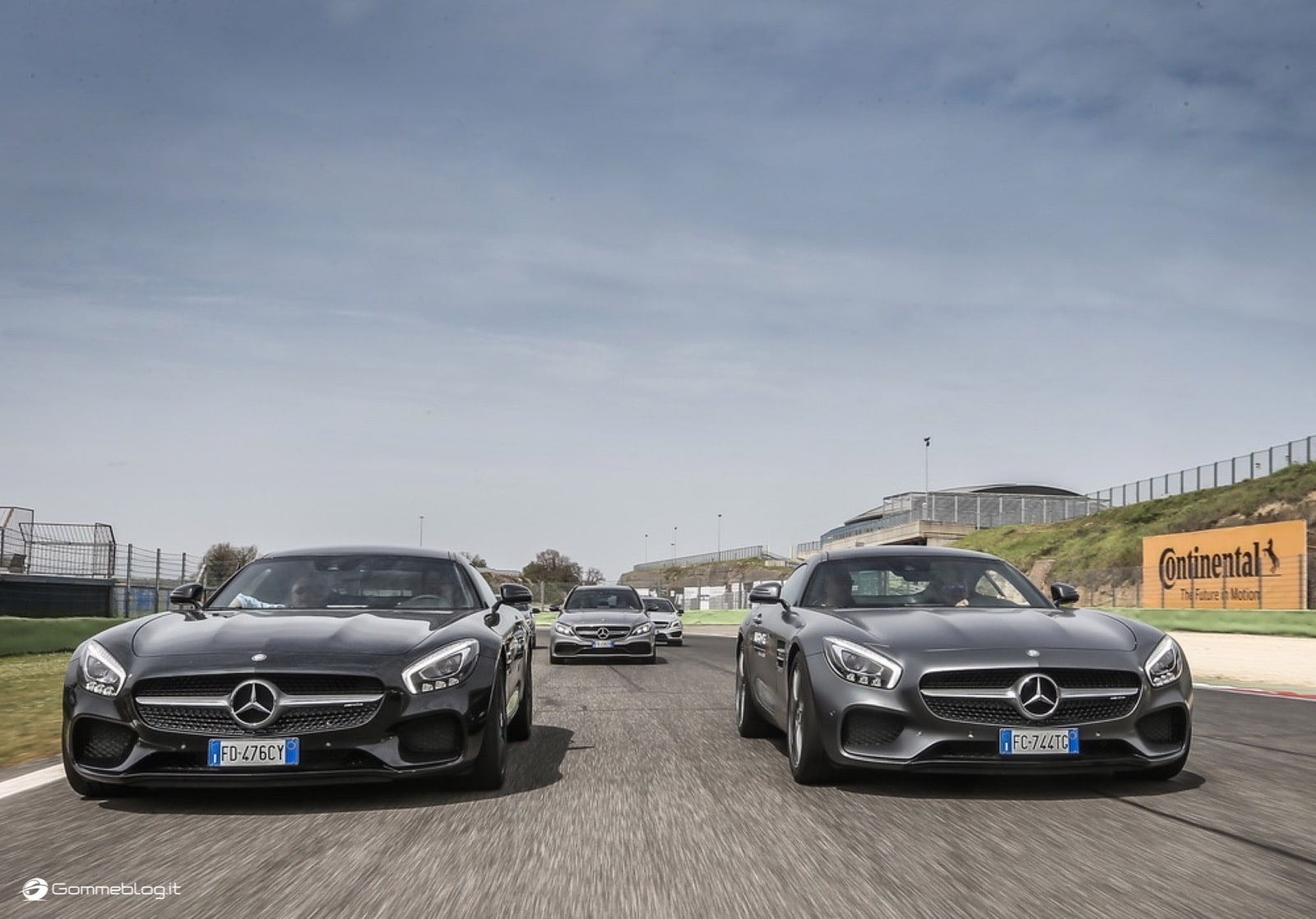 AMG Performance Day: Scende in pista l'Italia High Performance [VIDEO] 20