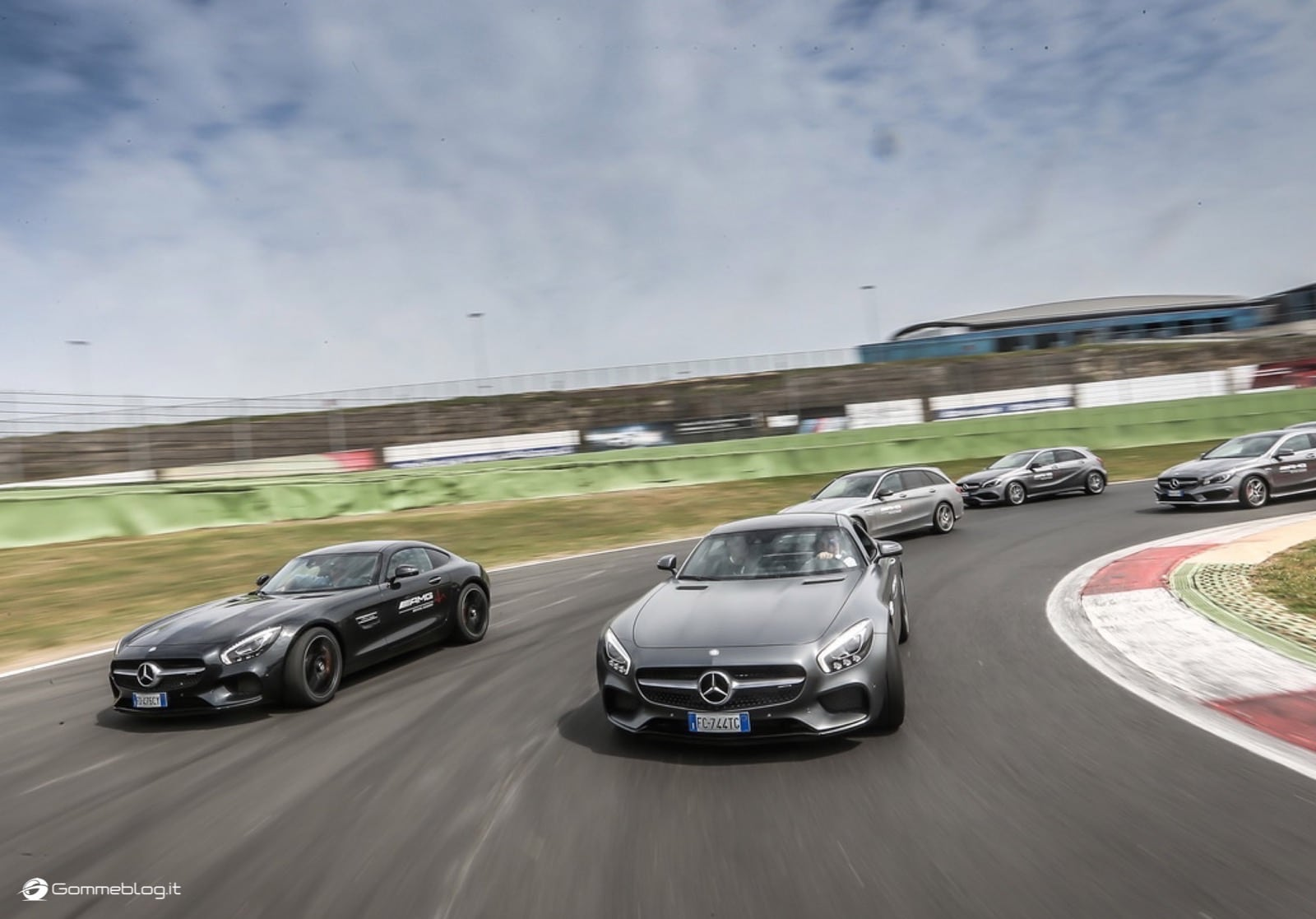 AMG Performance Day: Scende in pista l'Italia High Performance [VIDEO] 19