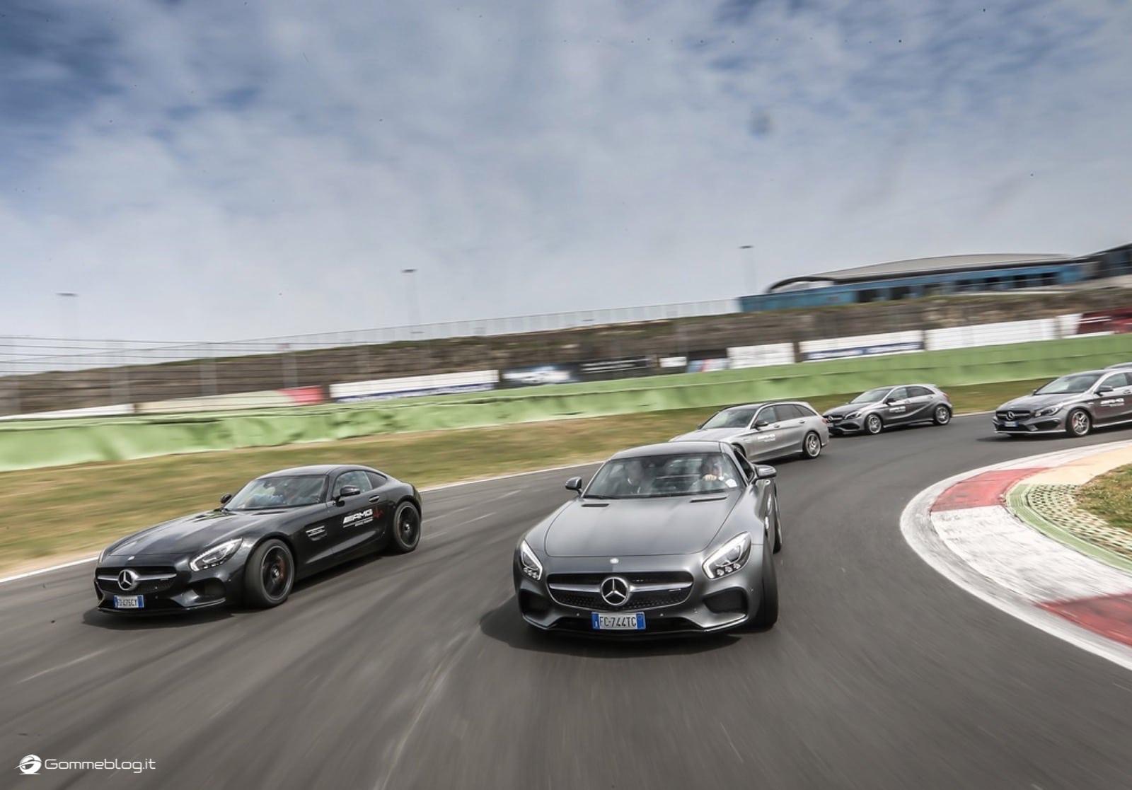 AMG Driving Academy, il Corso di Guida Sportiva Top Performance 14