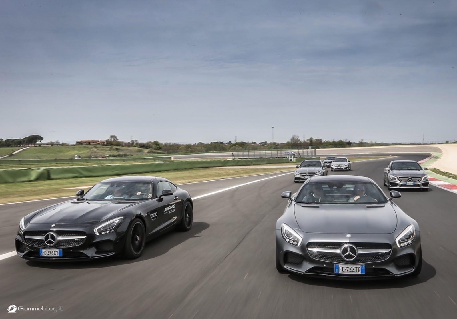 AMG Driving Academy, il Corso di Guida Sportiva Top Performance 13