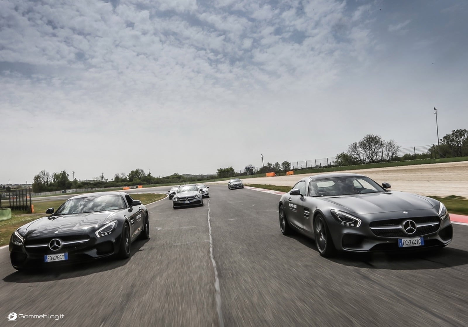AMG Performance Day: Scende in pista l'Italia High Performance [VIDEO] 17