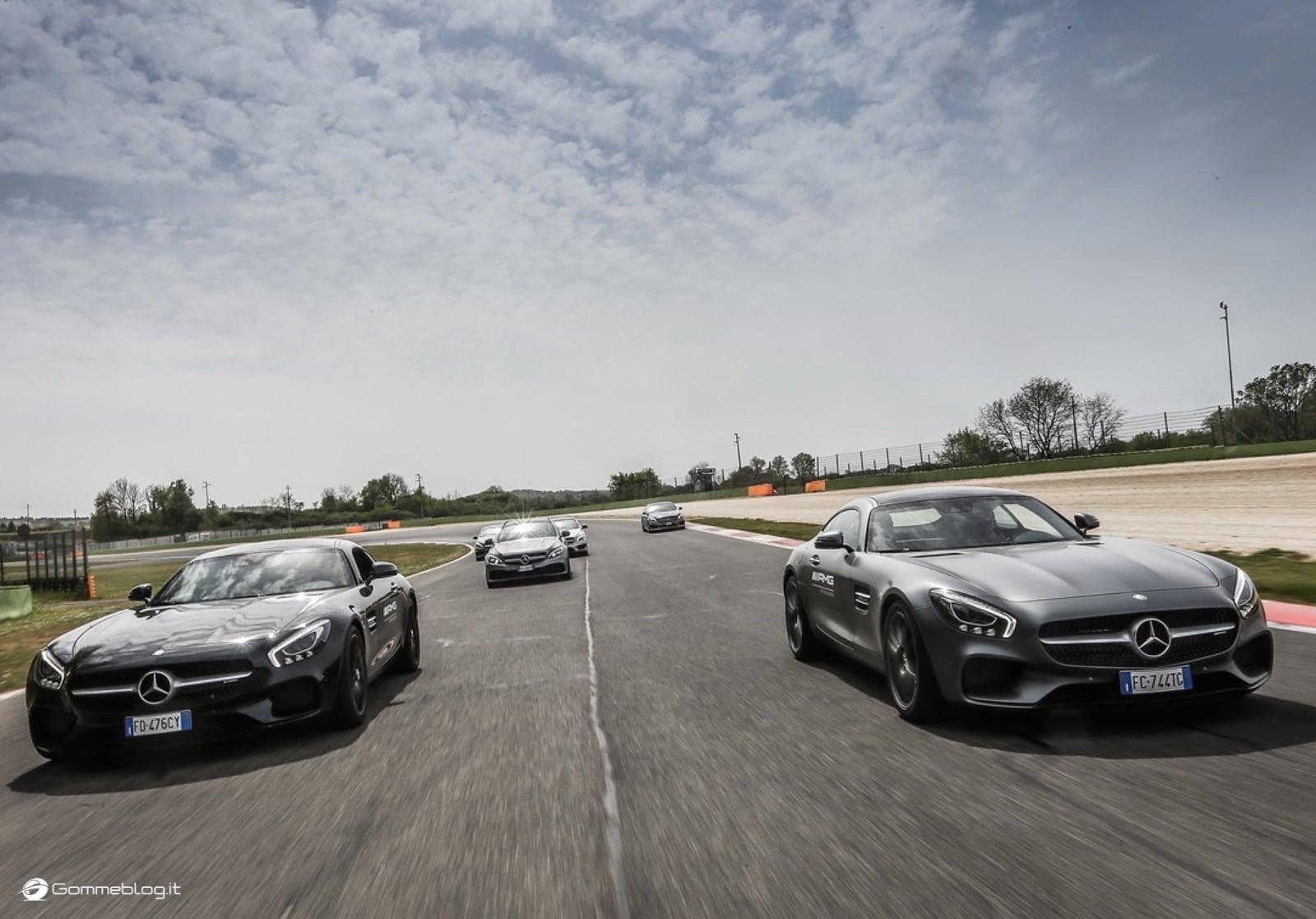 AMG Driving Academy, il Corso di Guida Sportiva Top Performance 12