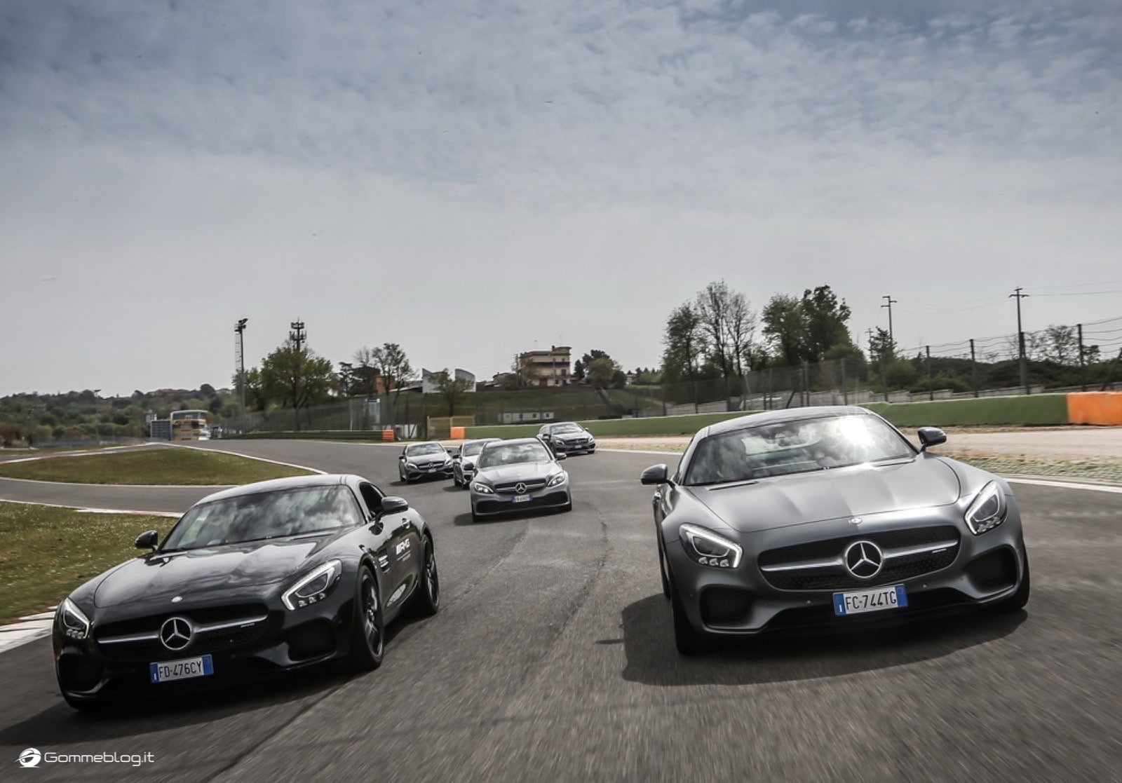 AMG Performance Day: Scende in pista l'Italia High Performance [VIDEO] 16