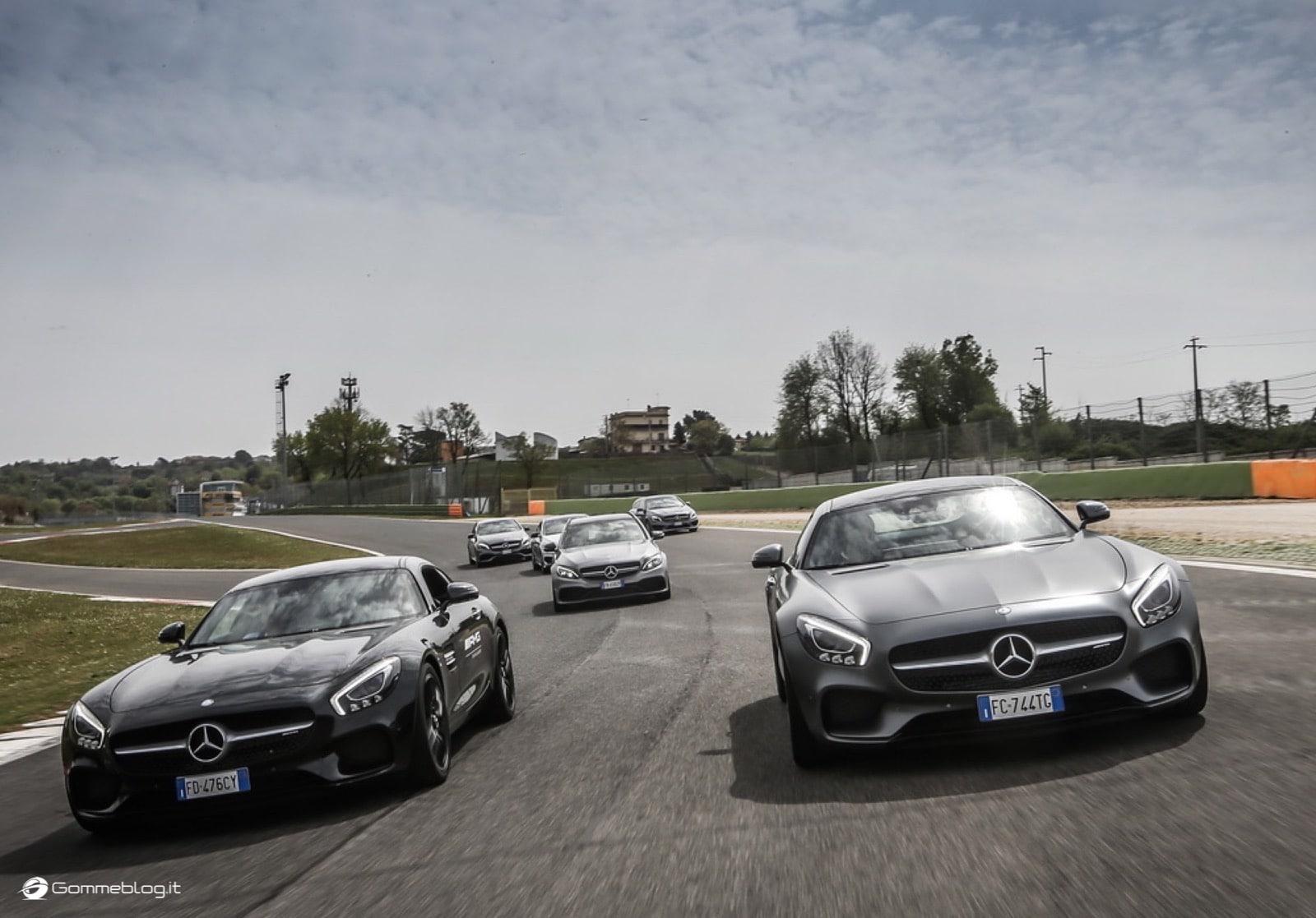 AMG Driving Academy, il Corso di Guida Sportiva Top Performance 11