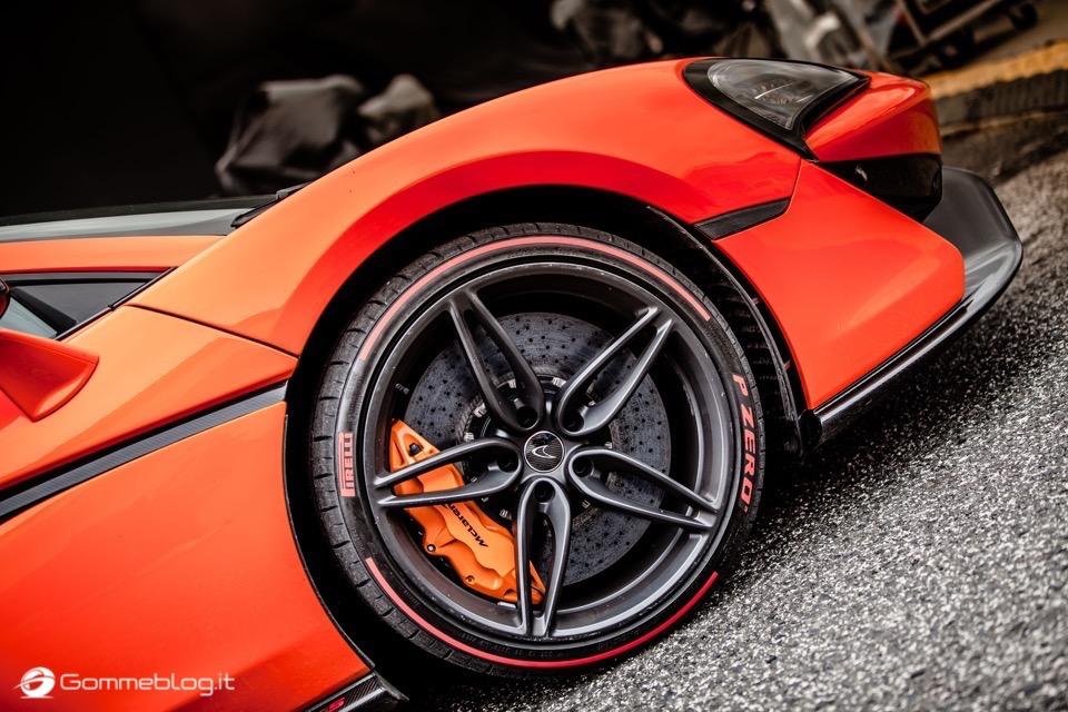 Nuovi Pirelli P Zero: Pneumatici con Performance Estreme 35