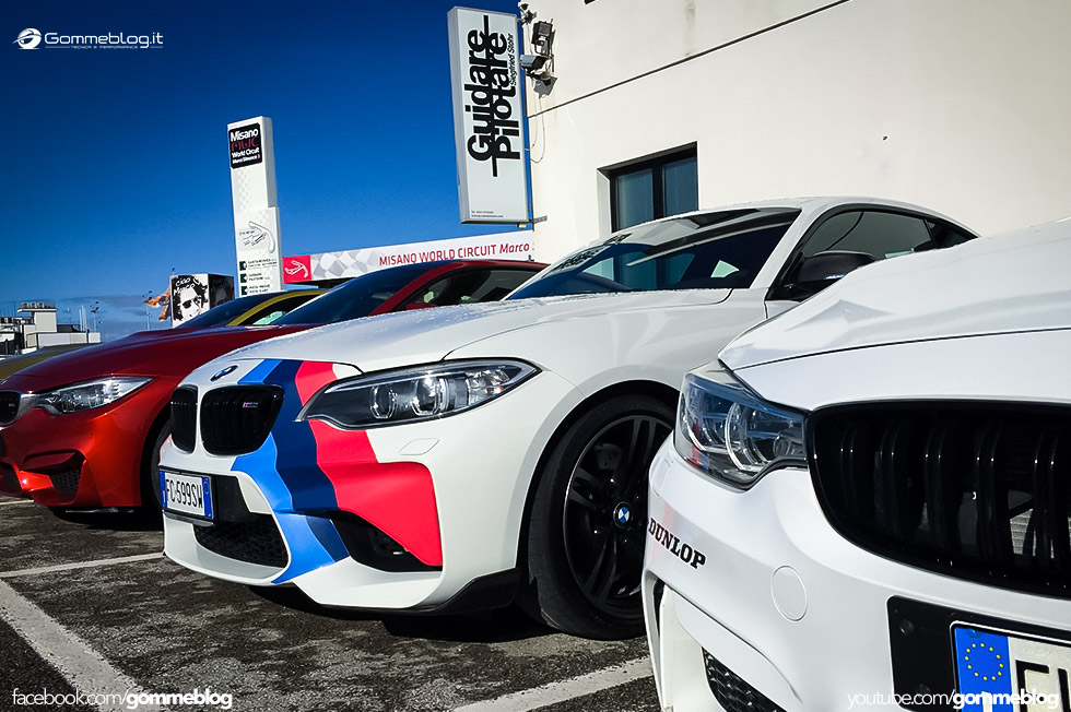GuidarePilotare BMW Driving Experience: in Pista con la nuova BMW M2 [VIDEO] 5