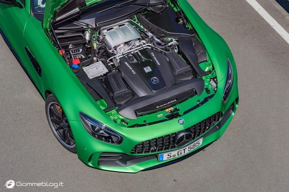 AMG GT R: 585 CV da domare con Pneumatici Michelin Pilot Sport Cup 2 14