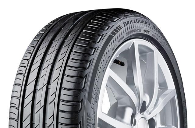 Gli Pneumatici Bridgestone DriveGuard si aggiudicano due prestigiosi riconoscimenti