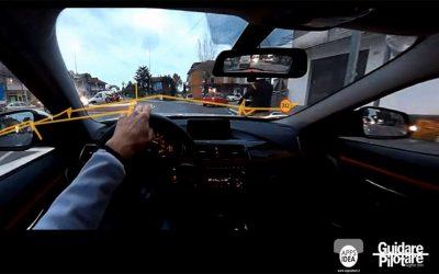 """GuidarePilotare: il nuovo """"Eye Tracking"""" applicato alla Guida Sicura"""