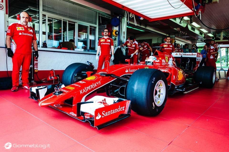 Gomme F1 2017: I Nuovi Pirelli P Zero F1 allargati come da Regolamento 2017