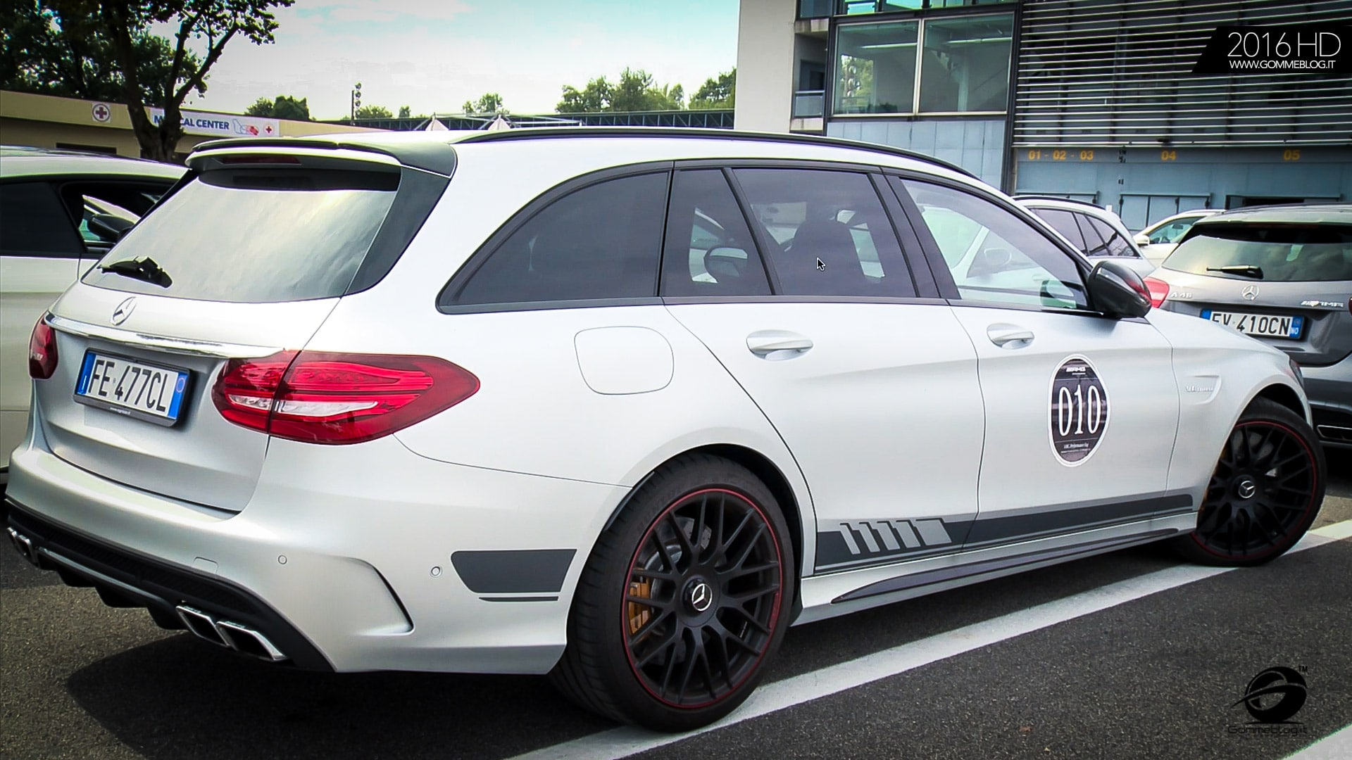 AMG Performance Day: Scende in pista l'Italia High Performance [VIDEO] 2