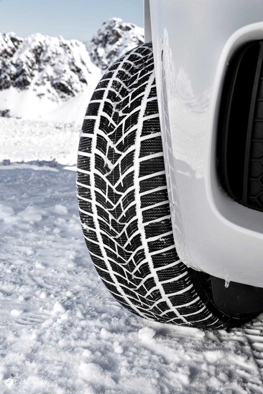Dunlop Winter Sport 5 SUV: Nuovi Pneumatici Invernali 2017 SUV 8