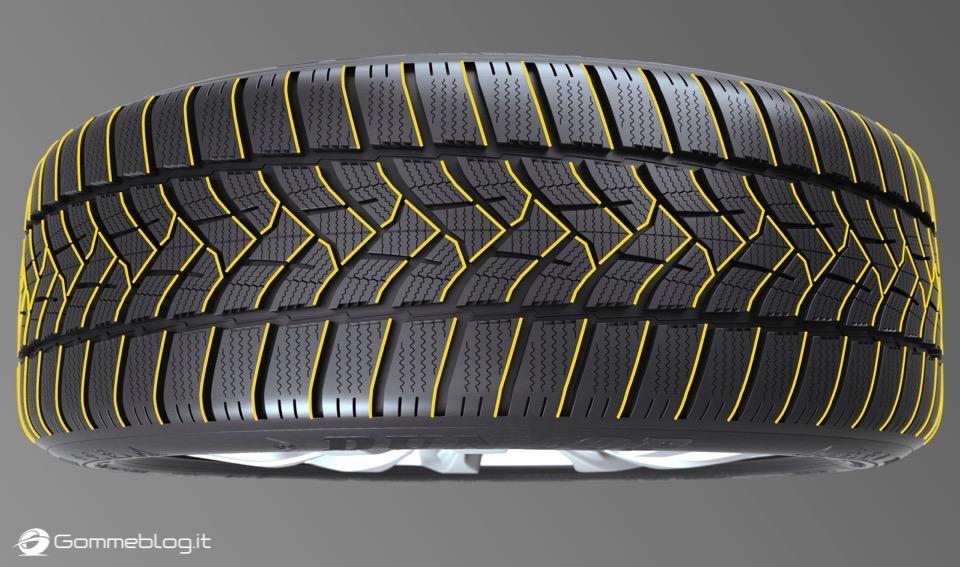 Dunlop Winter Sport 5 SUV: Nuovi Pneumatici Invernali 2017 SUV 5