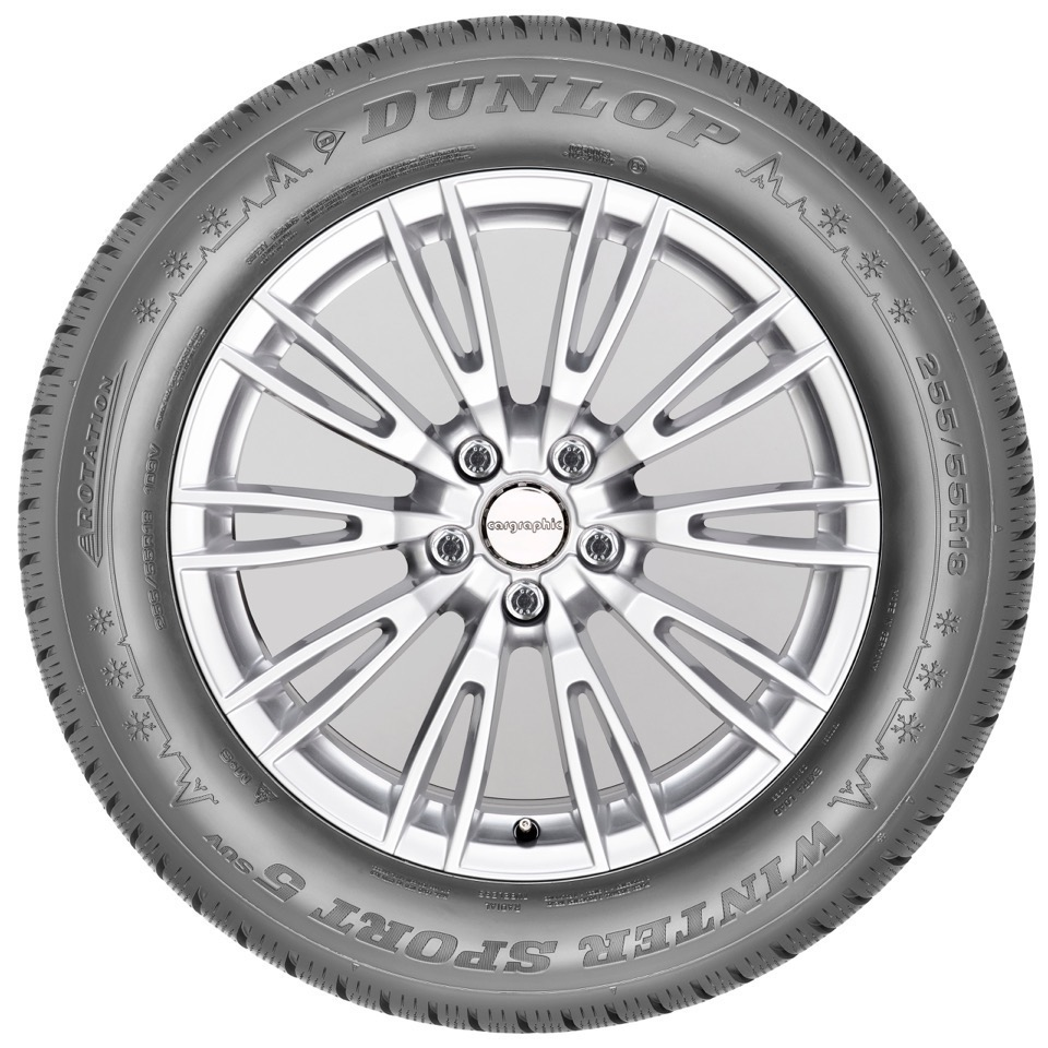 Dunlop Winter Sport 5 SUV: Nuovi Pneumatici Invernali 2017 SUV 2