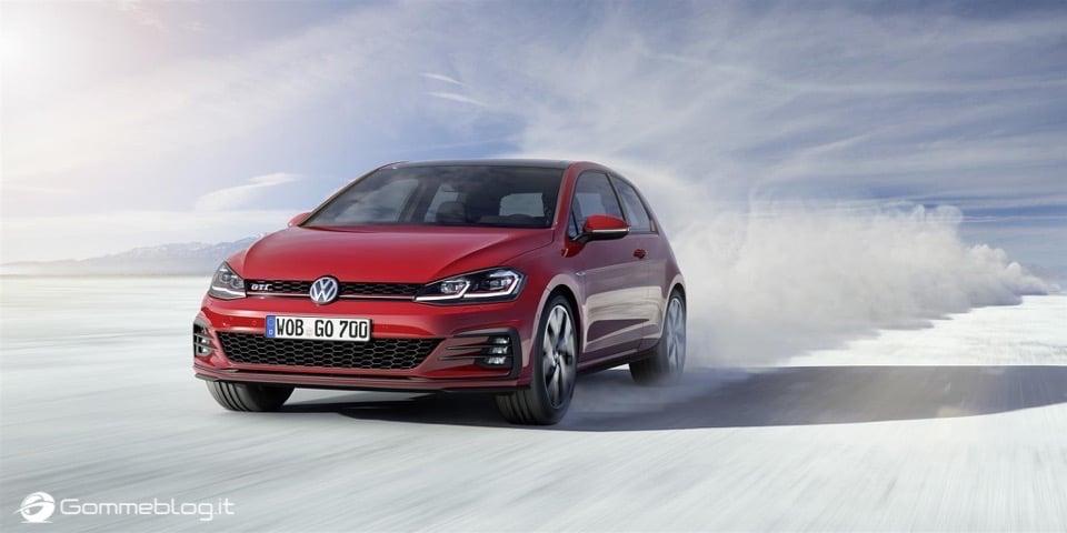 Nuova Volkswagen Golf RESTYLING 2017 6