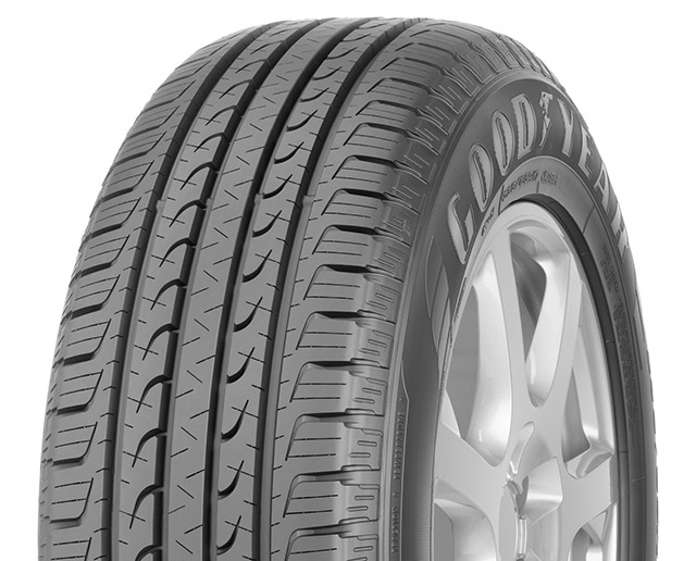 Pneumatici SUV Goodyear EfficientGrip: Podio Test ADAC Gomme Estive 11