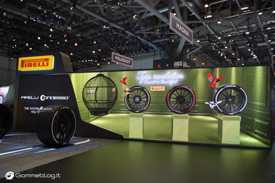 Pirelli Connesso: nuova gomma auto intelligente e connessa allo smartphone 10