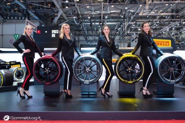 Pirelli Connesso: nuova gomma auto intelligente e connessa allo smartphone 1