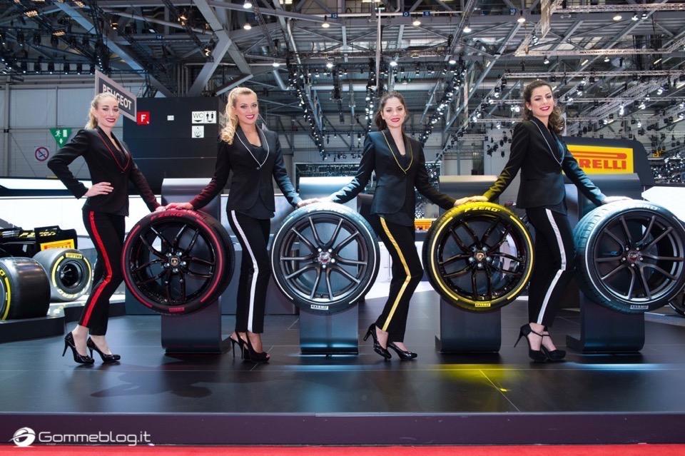 Pirelli Connesso: nuova gomma auto intelligente e connessa allo smartphone 9