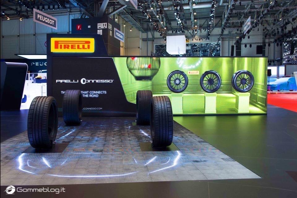 Pirelli Connesso: nuova gomma auto intelligente e connessa allo smartphone 5