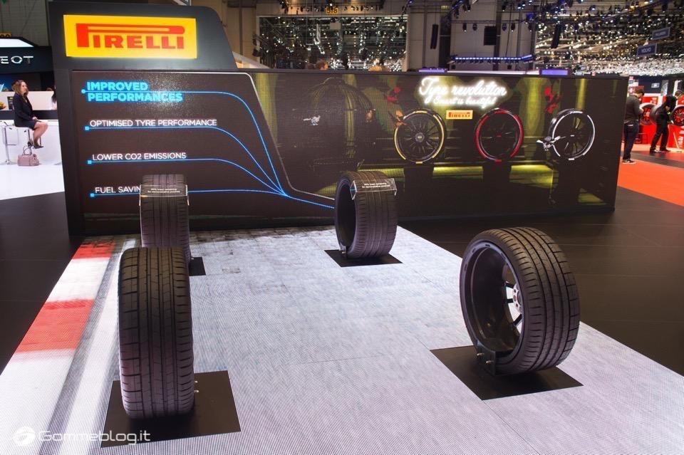 Pirelli Connesso: nuova gomma auto intelligente e connessa allo smartphone 3