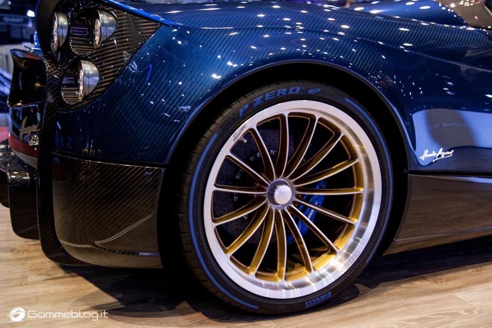 Pirelli Connesso: nuova gomma auto intelligente e connessa allo smartphone 14