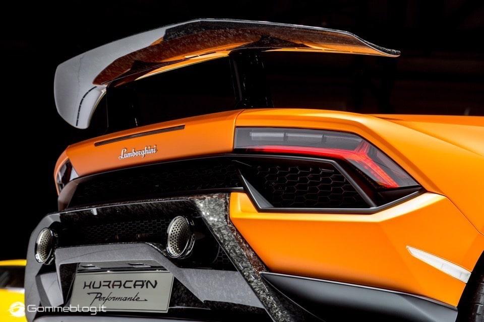 Lamborghini Huracan Performante e Pirelli: Nurburgring Record 1