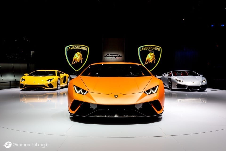 Lamborghini Huracan Performante e Pirelli: Nurburgring Record