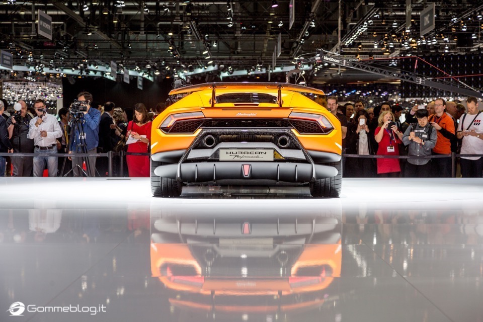 Lamborghini Huracan Performante e Pirelli: Nurburgring Record 3