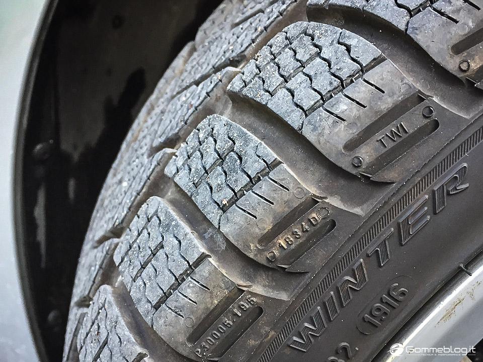 Pneumatici Invernali VW Polo: Test Gomme Pirelli Sottozero 3 16