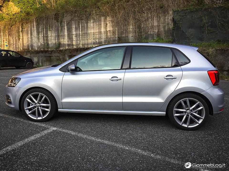 Pneumatici Invernali VW Polo: Test Gomme Pirelli Sottozero 3 12
