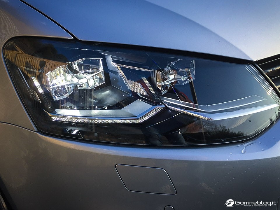 Pneumatici Invernali VW Polo: Test Gomme Pirelli Sottozero 3 8
