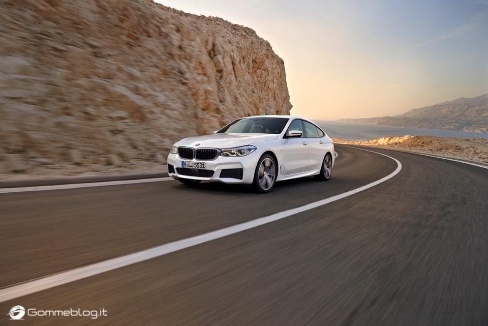 La nuova BMW Serie 6 Gran Turismo - Caratteristiche e VIDEO 3
