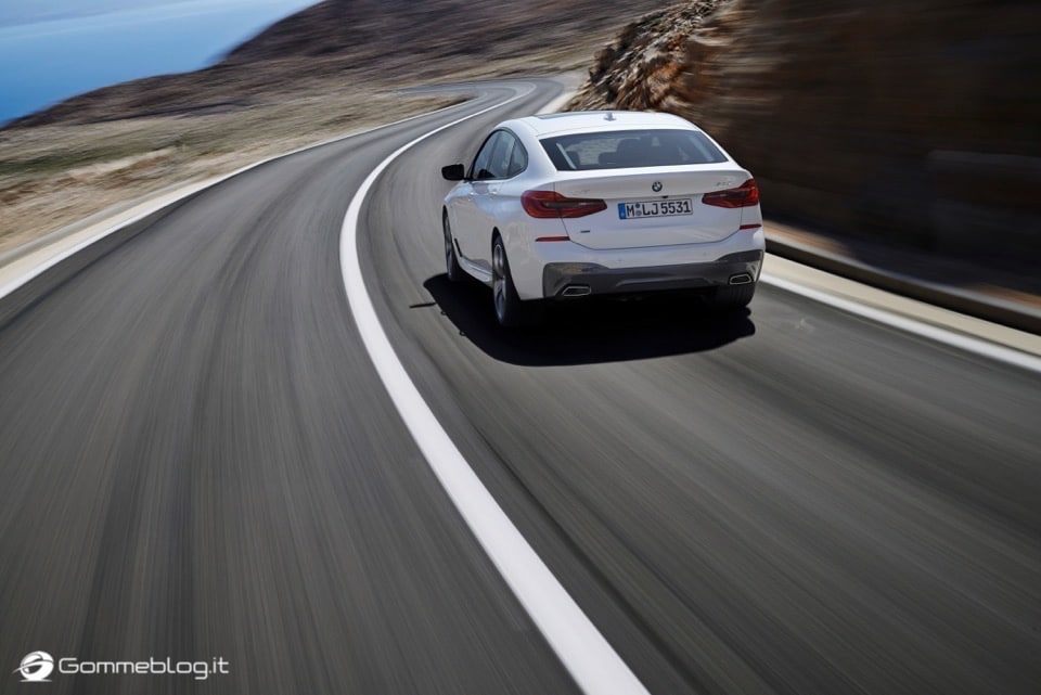 La nuova BMW Serie 6 Gran Turismo - Caratteristiche e VIDEO 5