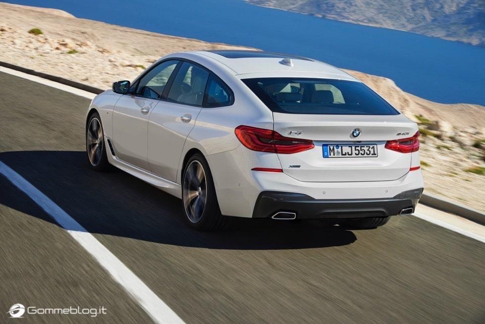 La nuova BMW Serie 6 Gran Turismo - Caratteristiche e VIDEO 6