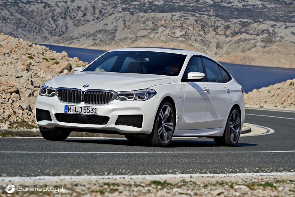La nuova BMW Serie 6 Gran Turismo - Caratteristiche e VIDEO 7