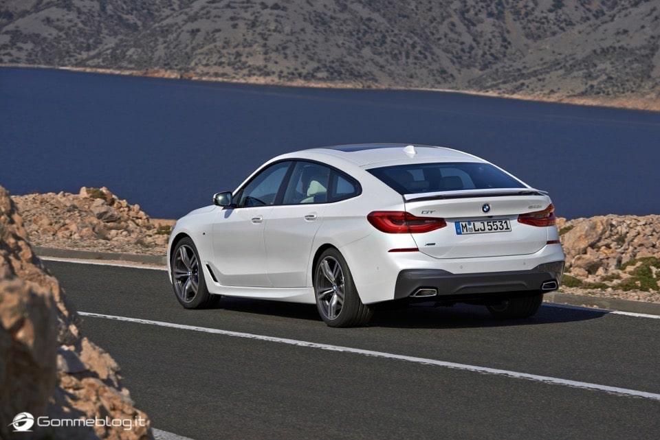 La nuova BMW Serie 6 Gran Turismo - Caratteristiche e VIDEO 8