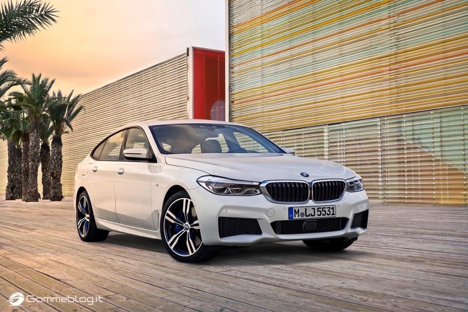 La nuova BMW Serie 6 Gran Turismo - Caratteristiche e VIDEO 11