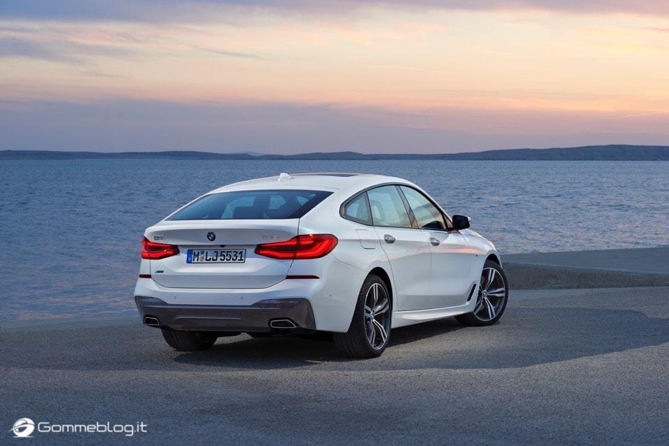 La nuova BMW Serie 6 Gran Turismo - Caratteristiche e VIDEO 12