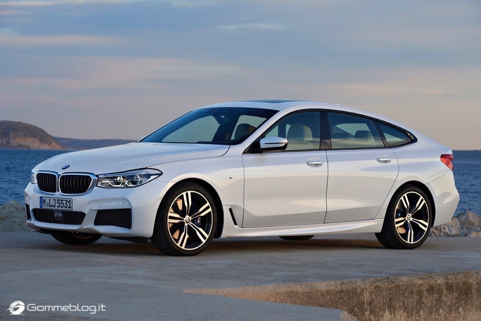 La nuova BMW Serie 6 Gran Turismo - Caratteristiche e VIDEO 13