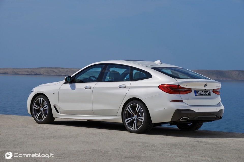 La nuova BMW Serie 6 Gran Turismo – Caratteristiche e VIDEO
