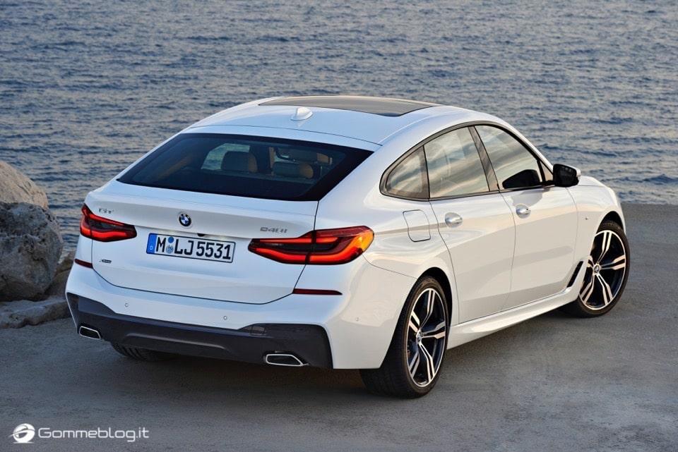La nuova BMW Serie 6 Gran Turismo - Caratteristiche e VIDEO 15